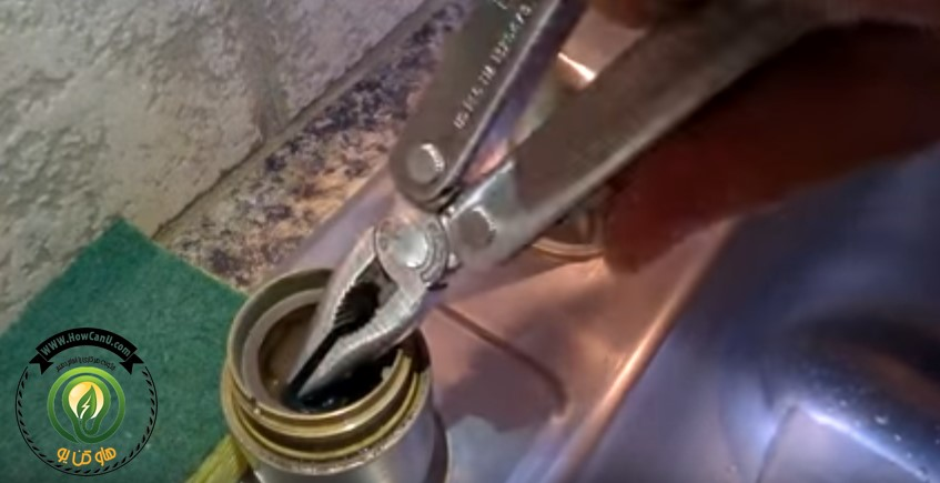 10 - چگونه شیر آبی که چکه می کند را تعمیر کنیم؟ (اهرمی و مخلوط)