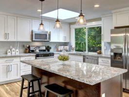 چیدمان و طراحی آشپزخانه www.howcanu.com