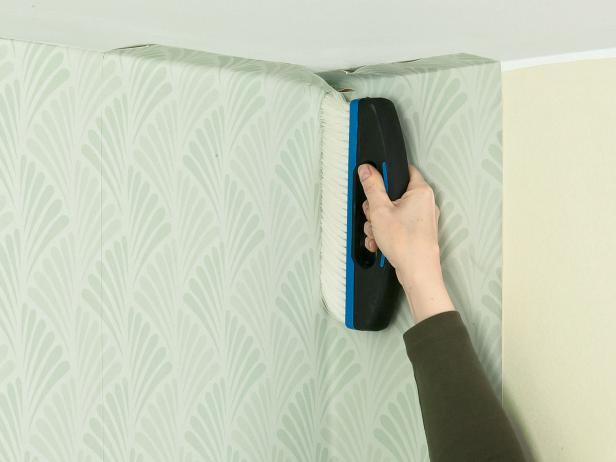 10 1 - آموزش جامع و قدم به قدم نصب کاغذ دیواری