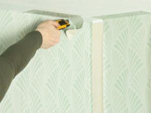 103 300x225 - آموزش جامع و قدم به قدم نصب کاغذ دیواری