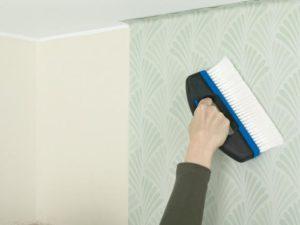 13 300x225 - آموزش جامع و قدم به قدم نصب کاغذ دیواری
