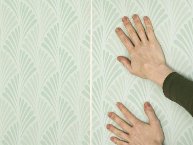 3 1 - آموزش جامع و قدم به قدم نصب کاغذ دیواری