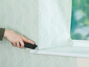 42 300x225 - آموزش جامع و قدم به قدم نصب کاغذ دیواری