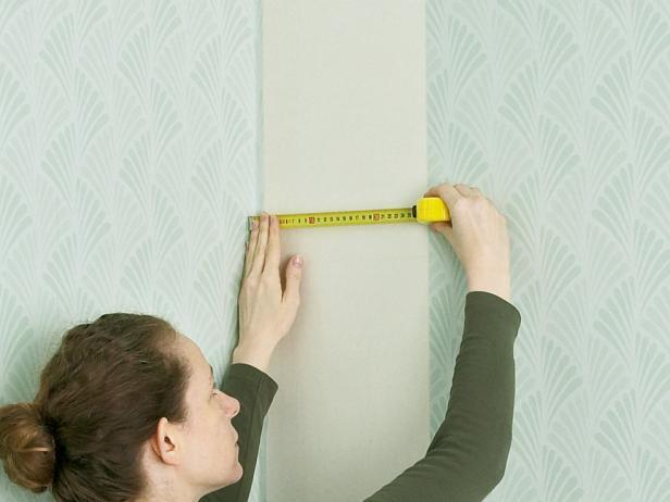 8 1 - آموزش جامع و قدم به قدم نصب کاغذ دیواری