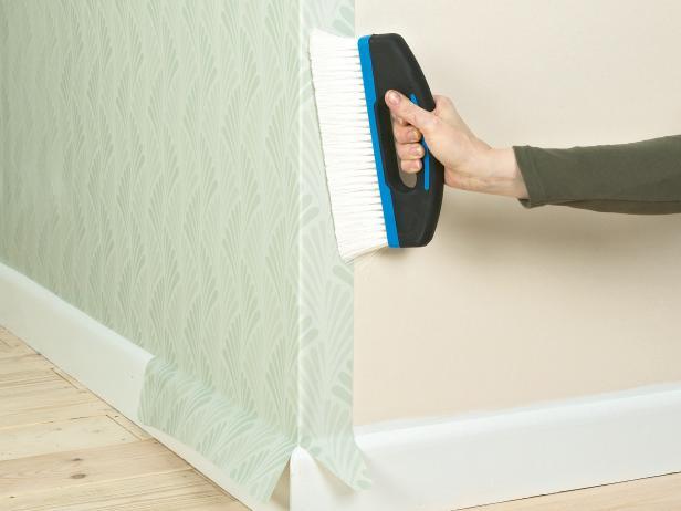 9 1 - آموزش جامع و قدم به قدم نصب کاغذ دیواری