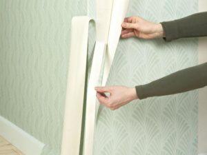 94 300x225 - آموزش جامع و قدم به قدم نصب کاغذ دیواری