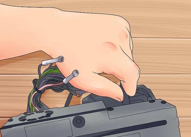 نصب سیستم صوتی ماشین _ هاو کن یو
